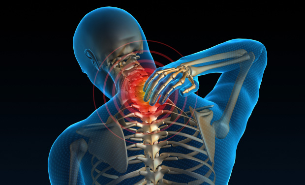 The results suggest that the use of the implants in the cervical spine is good method of pain management